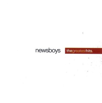 The Greatest Hits CD   -     By: Newsboys