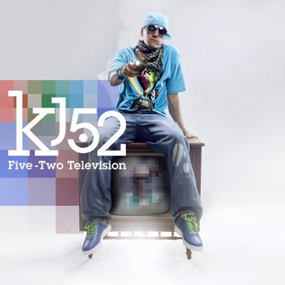 Five-Two Television CD   -     By: KJ-52