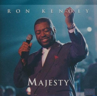 Majesty, Compact Disc [CD]  -     By: Ron Kenoly