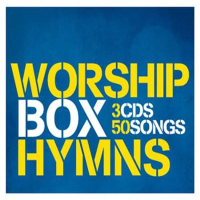 Worship Box Hymns (3 CD Set)   -     By: Various Artists