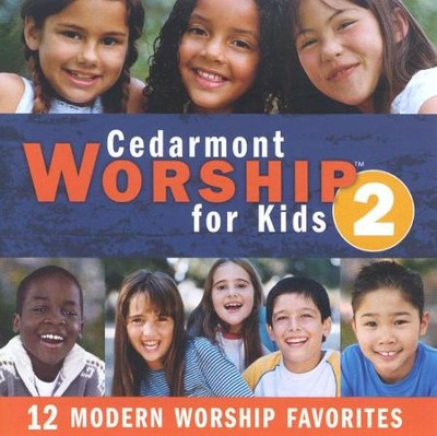 Cedarmont Worship for Kids: Volume 2, CD   -     By: Cedarmont Kids