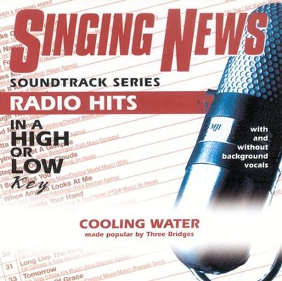 Cooling Water, Accompaniment CD   -     By: Three Bridges