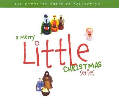 A Merry Little Christmas CD Box Set   -