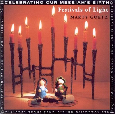 Festivals of Light CD   -     By: Marty Goetz