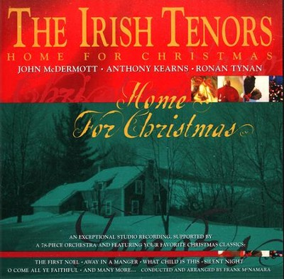 Home for Christmas, CD   -     By: The Irish Tenors