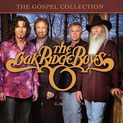 The Gospel Collection CD   -     By: The Oak Ridge Boys