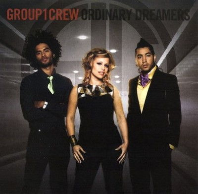 Ordinary Dreamers CD   -     By: Group 1 Crew