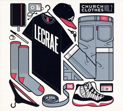 Church Clothes Volume 2   -     By: Lecrae