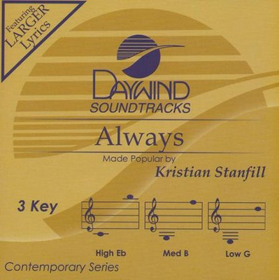 Always   -     By: Kristian Stanfill