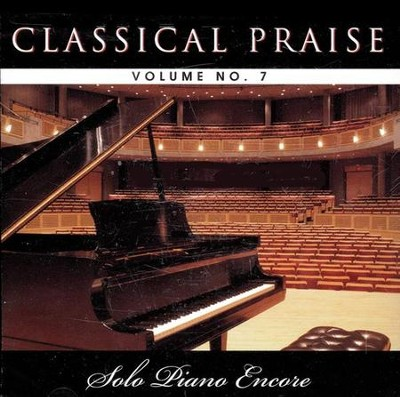 Classical Praise: Solo Piano Encore CD                -