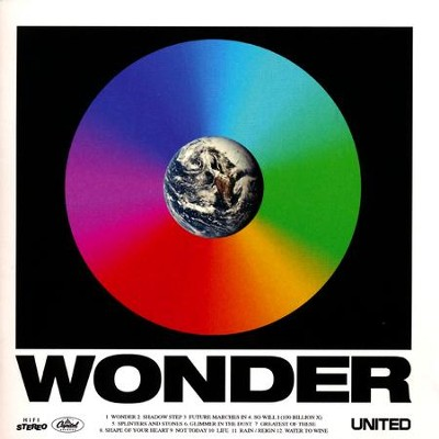 Wonder   -     By: Hillsong UNITED