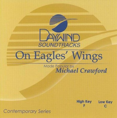 On Eagles' Wings, Accompaniment CD   -     By: Michael Crawford