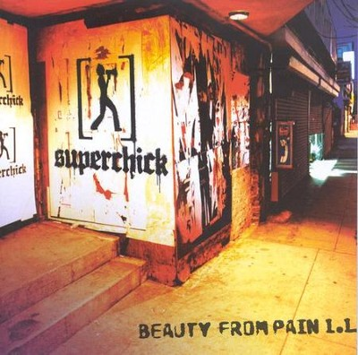 Beauty from Pain 1.1 CD  -     By: Superchick