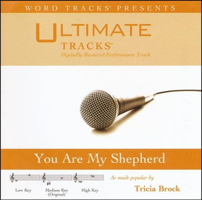 You Are My Shepherd   -     By: Tricia Brock