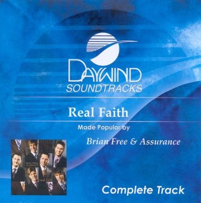Real Faith, Complete CD Tracks   -     By: Brian Free & Assurance