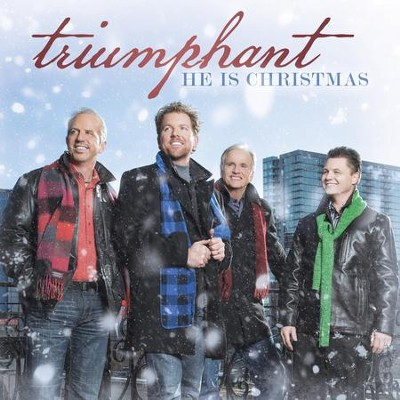 He Is Christmas   -     By: Triumphant