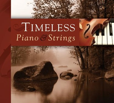 Timeless: Piano & Strings CD   -     By: Phillip Keveren