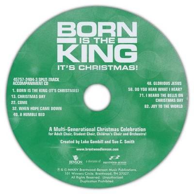 Born is the King - It's Christmas (Split-Track): Bradley Smith ...