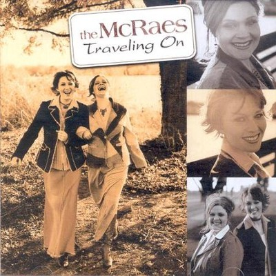 Traveling On, Compact Disc [CD]   -     By: The McRaes