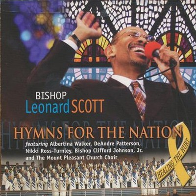 Hymns for the Nation, Reissued 2-CD Set   -     By: Bishop Leonard Scott