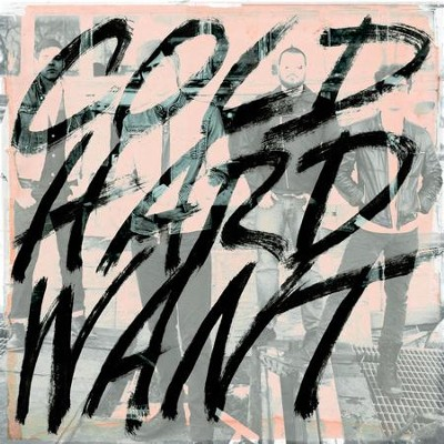 Cold Hard Want CD  -     By: House of Heroes