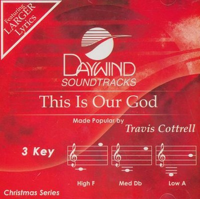 This Is Our God   -     By: Travis Cottrell