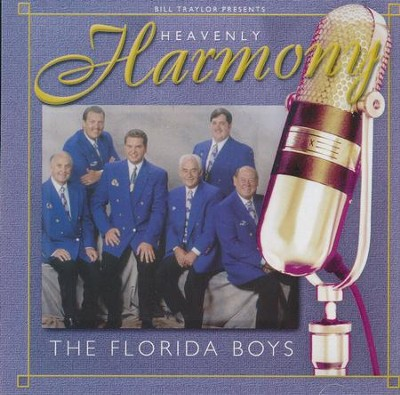 Heavenly Harmony: The Florida Boys CD  -