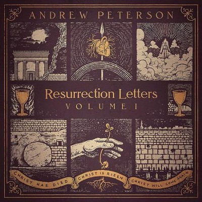 Resurrection Letters, Volume 1 (Deluxe Edition)   -     By: Andrew Peterson