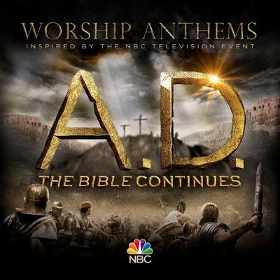 A.D. Worship Anthems   -     By: Various Artists