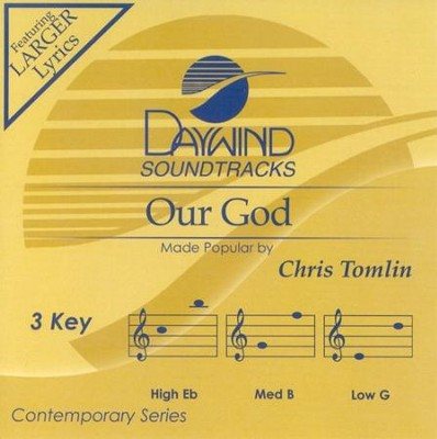 Our God, Acc CD   -     By: Chris Tomlin
