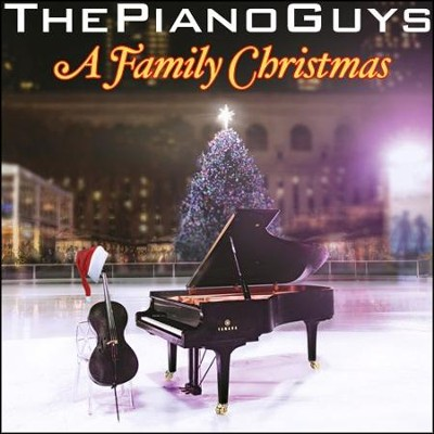 A Family Christmas   -     By: The Piano Guys