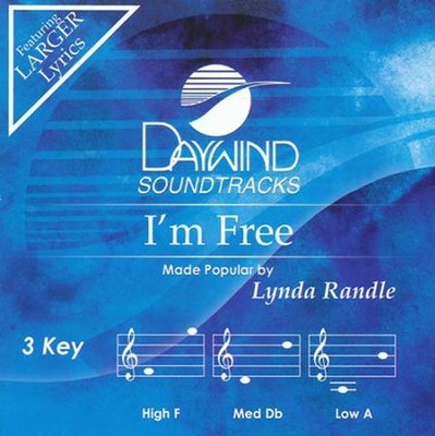 I'm Free, Acc CD   -     By: Lynda Randle