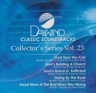 Classic Collector's Series Volume 23, Acc CD    -
