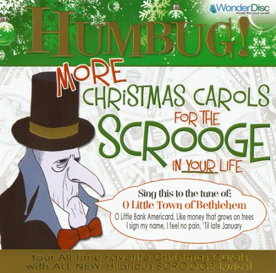 Humbug! Gold: More Christmas Carols for the Scrooge in Your Life  -