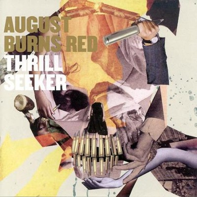 Thrill Seeker CD   -     By: August Burns Red