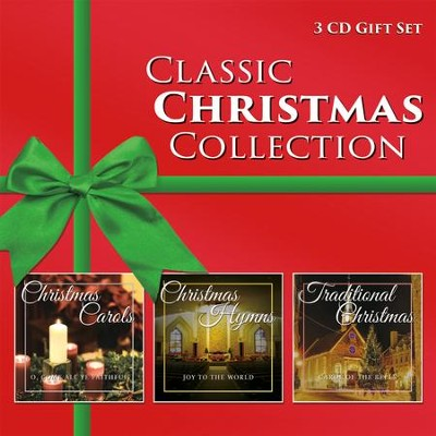 Classic Christmas Collection   -     By: Maranatha!