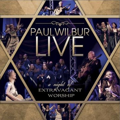 Live: A Night of Extravagant Worship CD   -     By: Paul Wilbur