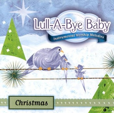 Lull-A-Bye Baby: Christmas CD   -