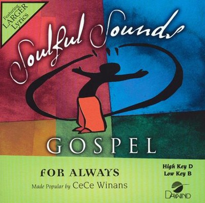 For Always   -     By: CeCe Winans