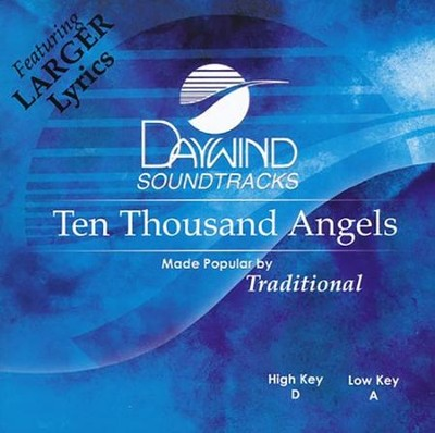 Ten Thousand Angels, Acc CD   -
