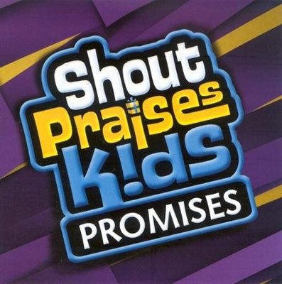 Shout Praises Kids: Promises CD   -