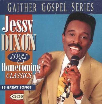 Jessy Dixon Sings Homecoming Classics, Compact Disc [CD]   -     By: Jessy Dixon
