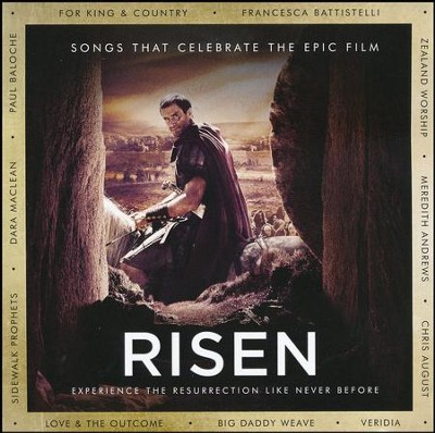 Risen: Songs That Celebrate the Epic Film   -     By: Various Artists