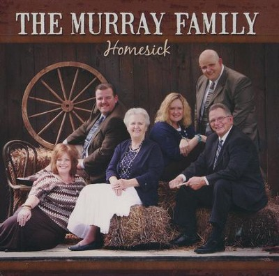 Homesick   -     By: The Murray Family