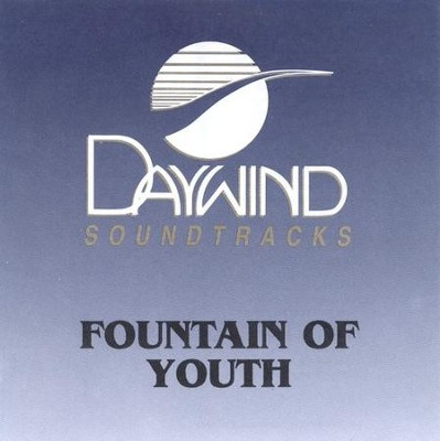 Fountain of Youth, Accompaniment CD   -     By: Ronny Hinson