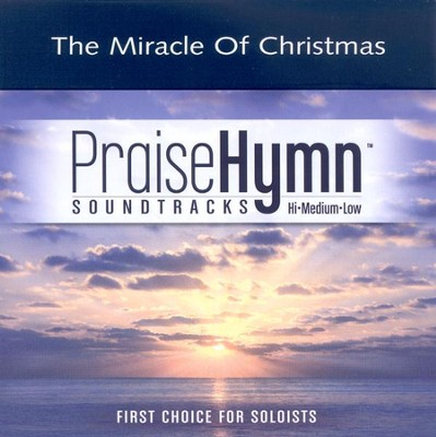 The Miracle of Christmas, Accompaniment CD   -     By: Steven Curtis Chapman