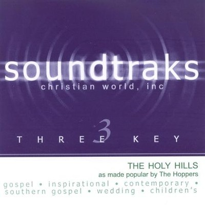The Holy Hills, Accompaniment CD   -     By: The Hoppers