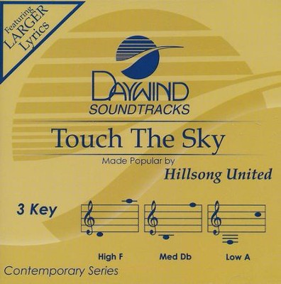 Touch The Sky, Acc CD   -     By: Hillsong United
