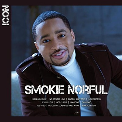 Icon: Smokie Norful   -     By: Smokie Norful