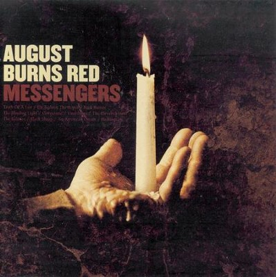 The Messengers CD   -     By: August Burns Red